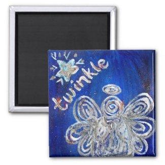 Twinkle Angel Magnet