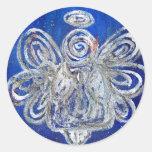 Twinkle Angel Sticker