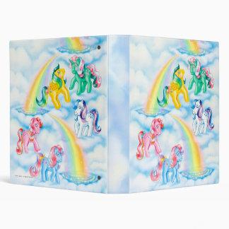 Twinkle Eyed Ponies 3 Ring Binders