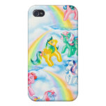 Twinkle Eyed Ponies Case For iPhone 4