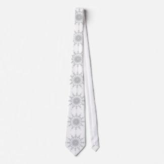 Twinkle geometry neck tie
