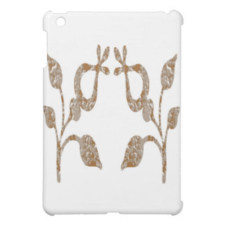 TWINKLE Gold n Silver Engraved Jewels iPad Mini Covers