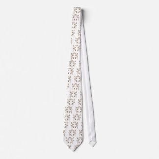 TWINKLE Gold n Silver Engraved Jewels Neckties