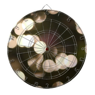 Twinkle Lights Dartboard With Darts