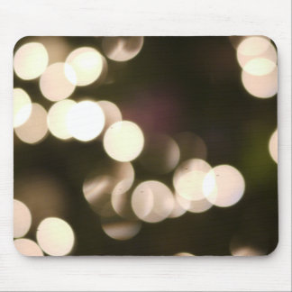 Twinkle Lights Mouse Pad
