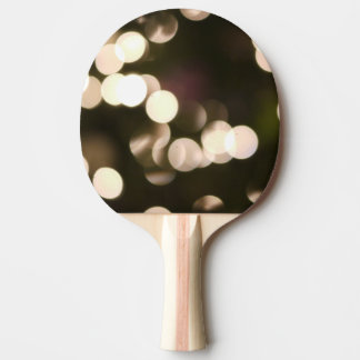 Twinkle Lights Ping-Pong Paddle