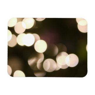 Twinkle Lights Rectangle Magnet