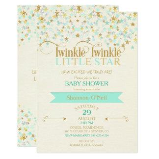 Twinkle Little Star Invitations & Announcements | Zazzle