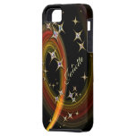 Twinkle Little Star - bling art with custom name iPhone 5 Case