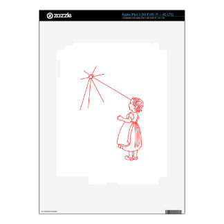 Twinkle Little Star Decal For iPad 3