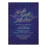 Twinkle Little Star Enchanted Baby Shower Card
