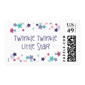 Twinkle Little Star Stamp