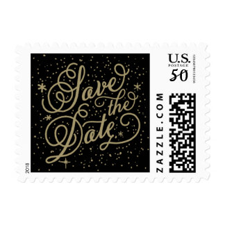 Twinkle - Save the Date Postage