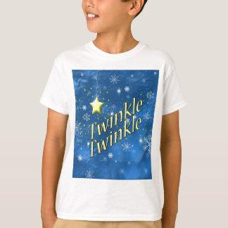Twinkle Snowflake T-Shirt