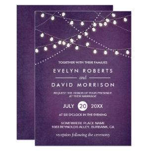 Backyard Wedding Invitations | Zazzle