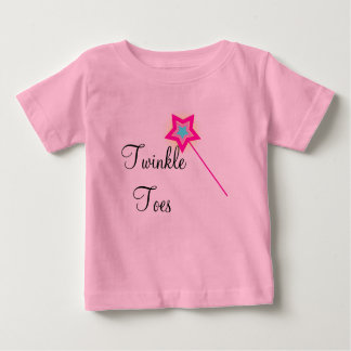 Twinkle Toes Baby T-Shirt
