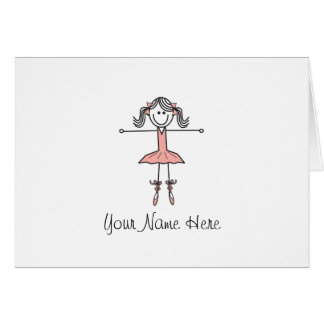 Twinkle Toes Ballerina Notes