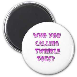 Twinkle Toes Magnet