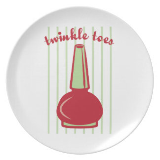 Twinkle Toes Plate