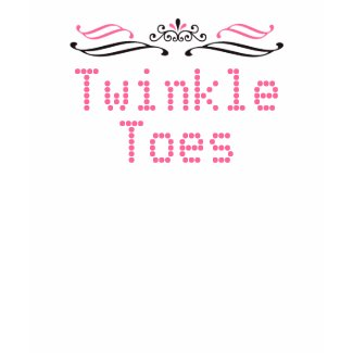 Twinkle Toes T-Shirt by Heard_ shirt