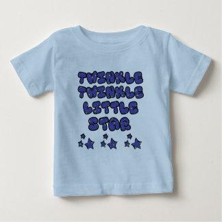Twinkle Twinkle - Dark - infant t Baby T-Shirt