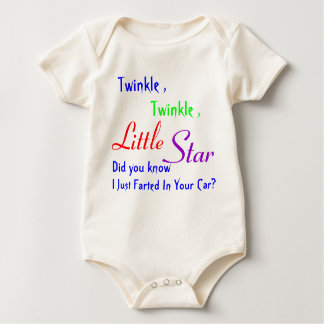 Twinkle Twinkle Did You Know Baby Bodysuit