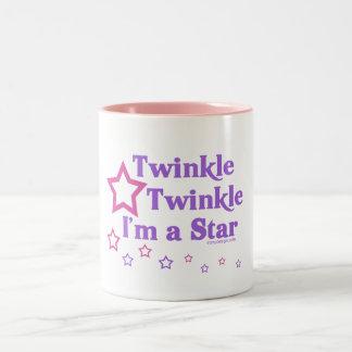 Twinkle Twinkle I m a Star Mug