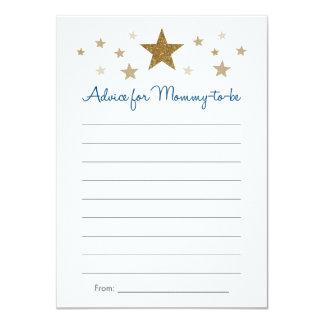 Twinkle Twinkle Little Advice Cards