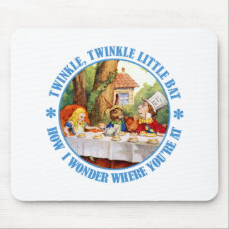 Twinkle Twinkle Little Bat, How I Wonder Where Mouse Pad