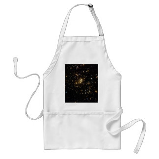 Twinkle Twinkle Little... Lots of Galaxies Adult Apron