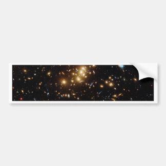 Twinkle Twinkle Little... Lots of Galaxies Bumper Stickers