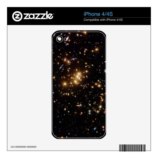 Twinkle Twinkle Little... Lots of Galaxies Skins For The iPhone 4S
