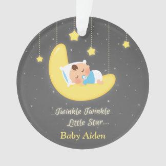 Twinkle Twinkle Little Star Baby Nursery Decor Ornament