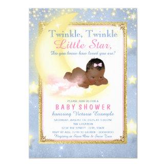 Twinkle Twinkle Little Star Baby Shower Card