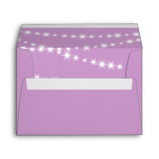 Twinkle Twinkle Little Star Baby Shower Envelope