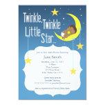 Twinkle Twinkle Little Star Baby Shower Invite