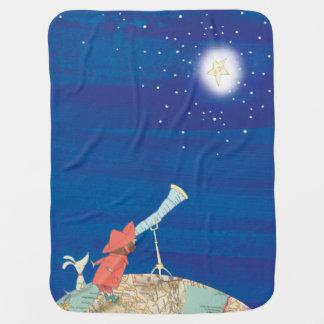 Twinkle, Twinkle, Little Star blanket Receiving Blanket