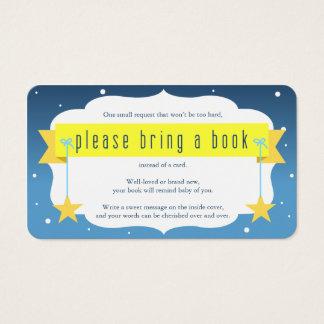 Twinkle Twinkle Little Star Book Request Card