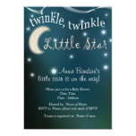 Twinkle, twinkle, little star invite