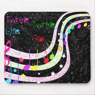 Twinkle , Twinkle, Little, Star Mouse Pad