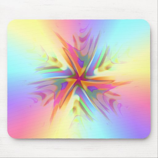 Twinkle Twinkle Little Star Mouse Pads