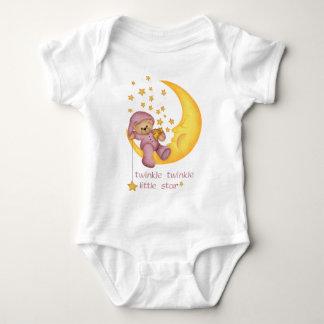 Twinkle Twinkle Little Star (pink) Infant Shirt
