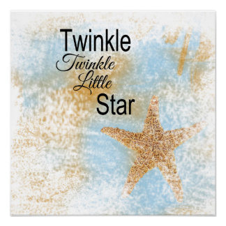 Twinkle, Twinkle, Little Star | Poster