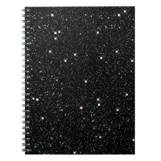TWINKLE, TWINKLE, LITTLE STARS (outer space) ~ Notebook
