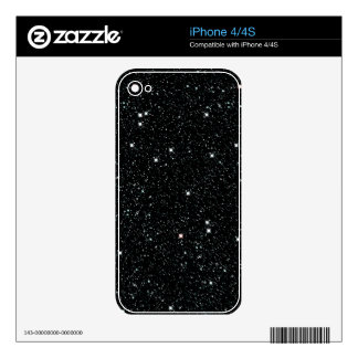 TWINKLE, TWINKLE, LITTLE STARS (outer space) ~ Skin For The iPhone 4