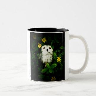 Twinkle Twinkle Little Stars Two-Tone Coffee Mug