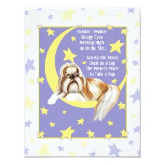 Twinkle Twinkle Shih Tzu Card