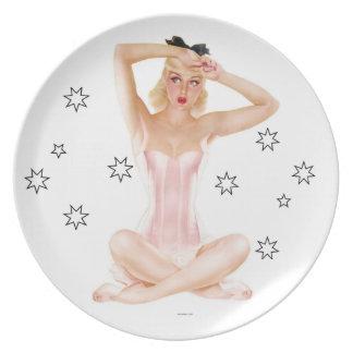 Twinkle, Twinkle Star plate