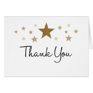 Twinkle Twinkle Thank You Note Card