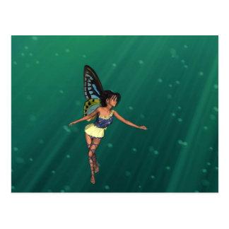 Twinkletoes Fairy Postcard